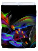 Rainbow Deep Duvet Cover