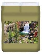 Rainbow Falls 1 Duvet Cover
