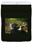 Rainbow Falls  2 Duvet Cover