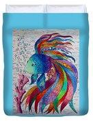 Rainbow Fish Duvet Cover