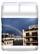Rainbow Duvet Cover by Milan Mirkovic