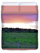 Rainbow Sky Duvet Cover