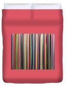Rainbow Stripe Duvet Cover