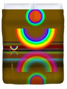 Rainbow Warrior Duvet Cover