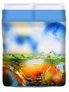 Rainbowland  Duvet Cover