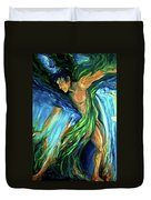 Raindancer Duvet Cover