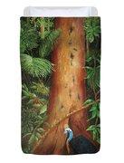 Rainforest Babies Duvet Cover