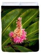 Rainforest Beauty Duvet Cover