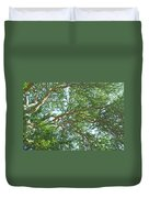 Rainforest Canopy Duvet Cover