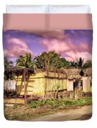 Rainforest Morning Duvet Cover