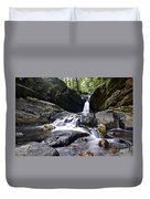 Rainforest Stream Duvet Cover