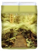 Rainforest Walk Duvet Cover