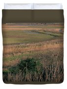 Rainham Marshes Duvet Cover