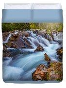 Rainier Runoff Duvet Cover