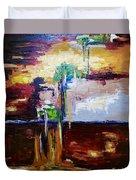 Raining Colours Duvet Cover
