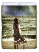 Rainy Day Duvet Cover by Joana Kruse