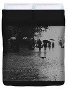 Rainy Day Duvet Cover