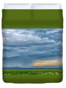 Rainy Days Duvet Cover