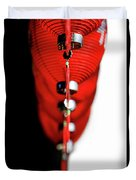 Raise The Red Lantern Duvet Cover