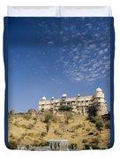 Rajasthan Near Bari Sadri  Duvet Cover