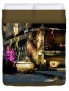 Rajasthan Stories Duvet Cover