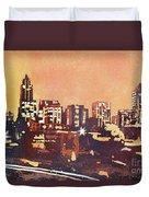 Raleigh Sunrise IIi Duvet Cover
