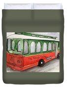 Raleigh Trolley Duvet Cover