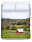 Ram Hollow Barn Duvet Cover