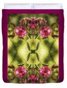 Rambling Rose  Duvet Cover