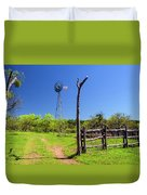 Ranch At Click Gap II Duvet Cover
