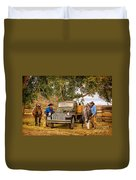 Ranch Hands Duvet Cover