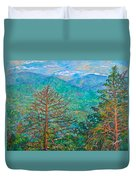 Ranges By Arnold Valley Duvet Cover