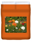 Ranunculus 5 Duvet Cover