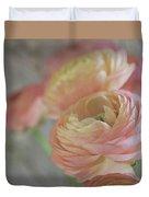 Ranunculus - 6219 Duvet Cover