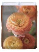 Ranunculus - 6296 Duvet Cover