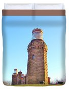 Rapunzels Tower Duvet Cover