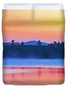 Raquette Sunrise 2 Duvet Cover