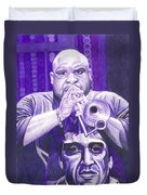 Rashawn Ross Duvet Cover