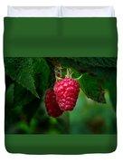 Raspberry 1 Duvet Cover
