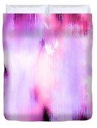 Raspberry Baret Duvet Cover