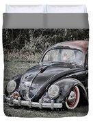 Rat Rod Beetle Duvet Cover
