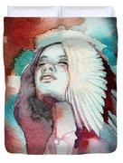 Ravensara Duvet Cover