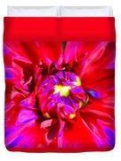 Raving Beauty Duvet Cover
