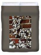 Raw Cotton Duvet Cover