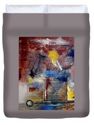 Raw Emotions II Duvet Cover