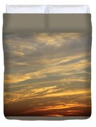 Reach For The Sky 7 Duvet Cover