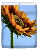 Reach For The Sun Duvet Cover