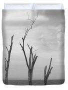Reaching For The Clouds Duvet Cover