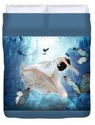 I Dreamt I Could Fly Duvet Cover