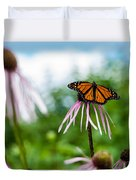 Ready For Departure Duvet Cover
